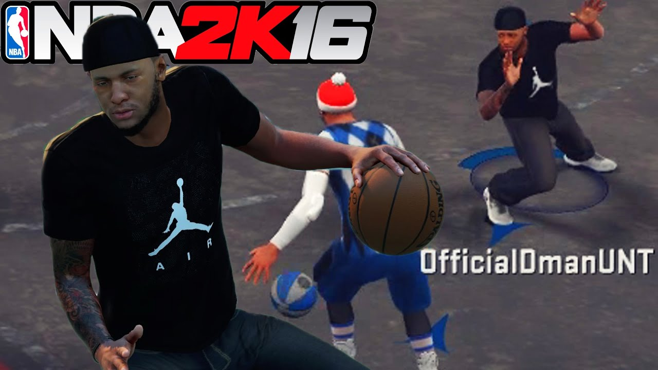 how to break ankles on nba 2k16