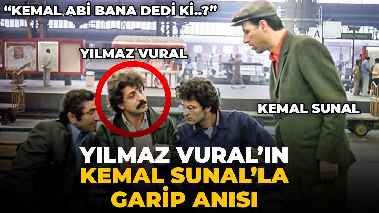 Yılmaz Vural'ın Kemal Sunal'la İlginç Anısı | K. Sunal Ondan  Neden Yardım İstedi?