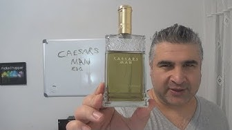Caesar's Man by Caesar's World (1988) Fragrance / cologne review