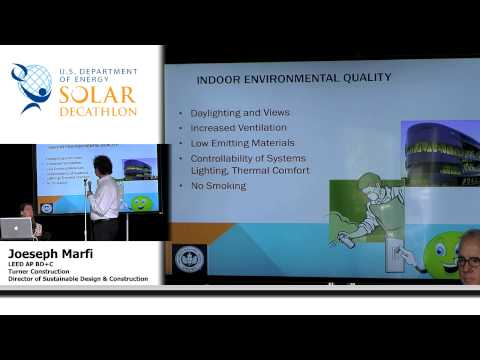 The US Green Building Council & The LEED Rating System