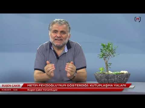 Ruşen Çakır Yorumluyor: Metin Feyzioğlu'nun Gösterdiği: Kutuplaşma Yalanı