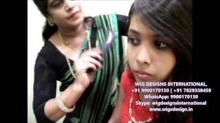 Easy to Wear Ladies Hair Attachment - Santhosh +91 78293 38459 Part 6/8
