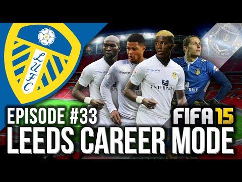FIFA 15 | Leeds United Career Mode - ZARDES BACK IN FORM! #33