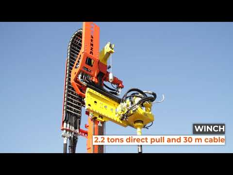 Massenza MI5 Drilling Rigs - Everything you need for water wells