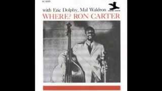 Ron Carter with Eric Dolphy & Mal Waldron - Rally 1961.