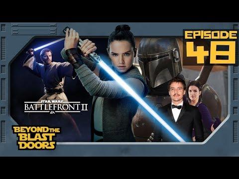 EP 48 | Rey's Parents a Cover Up? Vader Builds Castle! Mandalorian Casting News