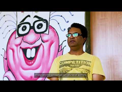 Artist Vijayraj Bodhankar opens up on the shaping of 'reading Paradise' Pustakanch Gaav