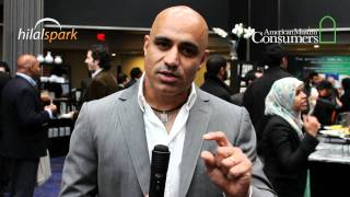 Faran Tahir, Hollywood Actor (Iron Man, Star Trek and more) at AMCC2010 talking about Jinn