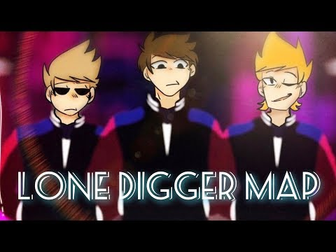 Lone Digger // Eddsworld Map [Completed]