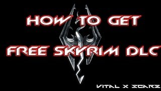 [Working] How To Get Free Skyrim DLC Packs | Xbox 360 [2014]