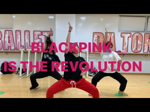 X E R T - BLACKPINK IS THE REVOLUTION - Choreography by IORI SOMA