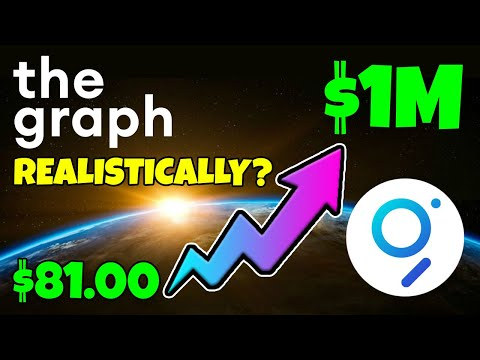 THE GRAPH (GRT) - COULD $81 MAKE YOU A MILLIONAIRE... REALISTICALLY???
