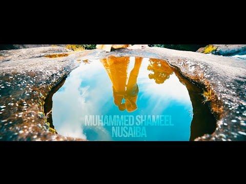 SHAMEEL+NUSAIBA WEDDING HIGHLIGHTS.