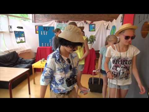 Musical Rehoboth Groep 8 2015