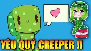 BẠN SẼ YÊU QUÝ CREEPER HƠN NẾU CÀI GẤP CÁI NÀY !! | Minecraft Mod