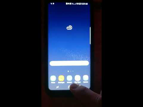 Change Network Mode On Samsung Galaxy S8