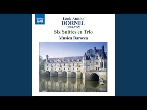 Suitte en Trio No. 6 in E Minor, Op. 1: V. Menuet