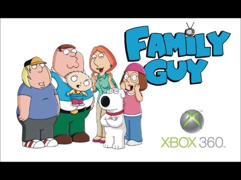 family guy game xbox 360
