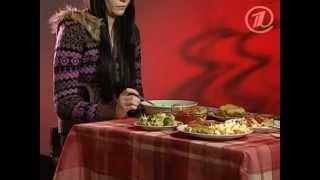 Первый канал - Доброе утро - Нервная булимия (2011)