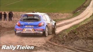 Haspengouw Rally 2017 - BRC - Crash & Mistakes - Compilatie