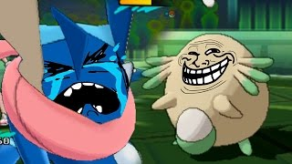 Gambar cover ¡P*TO CHANSEY, P*TA VIDA! Pokémon Sol y Luna: Combate OU