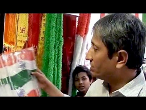 Journey of flags for all occasions begin from this market in Delhi