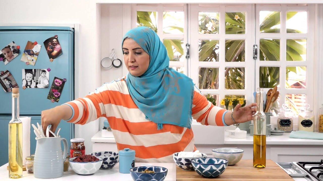 خبز مغربى - برنامج مطبخ أسيا - أسيا عثمان - الحلقه العشرون - الجزء الأول