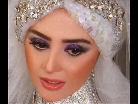 New Islamic Wedding Hijab Style - YouTube
