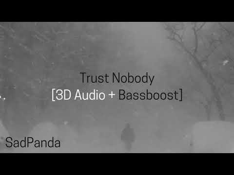 [3D Audio] Trust Nobody (Cashmere Cat, Selena Gomez, Tory Lanes)