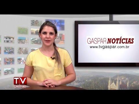 Gaspar Notícias 1207 - TV Gaspar
