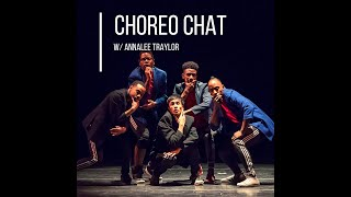Dance Canvas 'Choreo Chat' - Episode #5 - Annalee Traylor