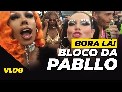 VLOG: OS BAFOS DO BLOCO DA PABLLO  PT 2