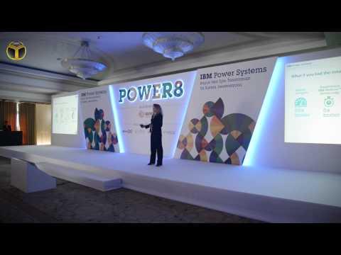 Power 8 Teknolojisi Türkiye ile Buluştu