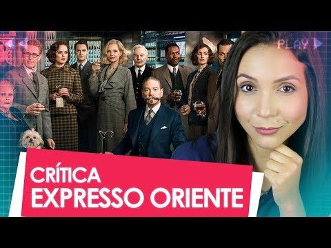ASSASSINATO NO EXPRESSO DO ORIENTE E O PROBLEMA DO ELENCO | Fe Pineda