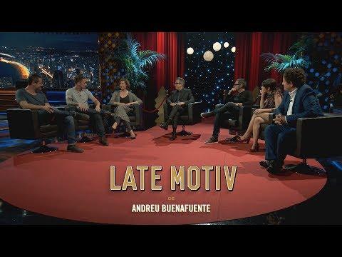 """LATE MOTIV - """"Gigantes"""" """"Mira lo que has hecho"""" """"Félix""""   LateFicción"""