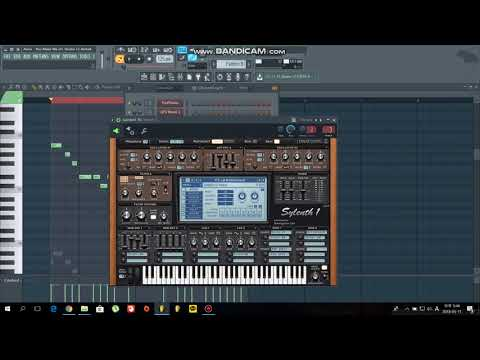 [Progressive House] Avicii - You Make Me (FL Studio12 Remake) FREE FLP