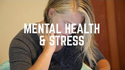 Mental Health & Stress - Marathon Co. Teen