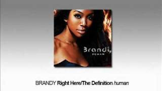 "Piano Cover: ""Right Here""/""The Definition"" (Brandy)"