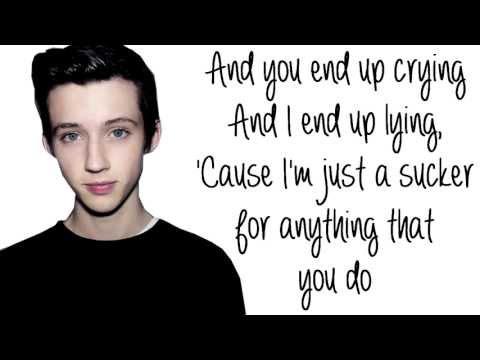 Heartbreak Girl - Troye Sivan (cover) Lyrics