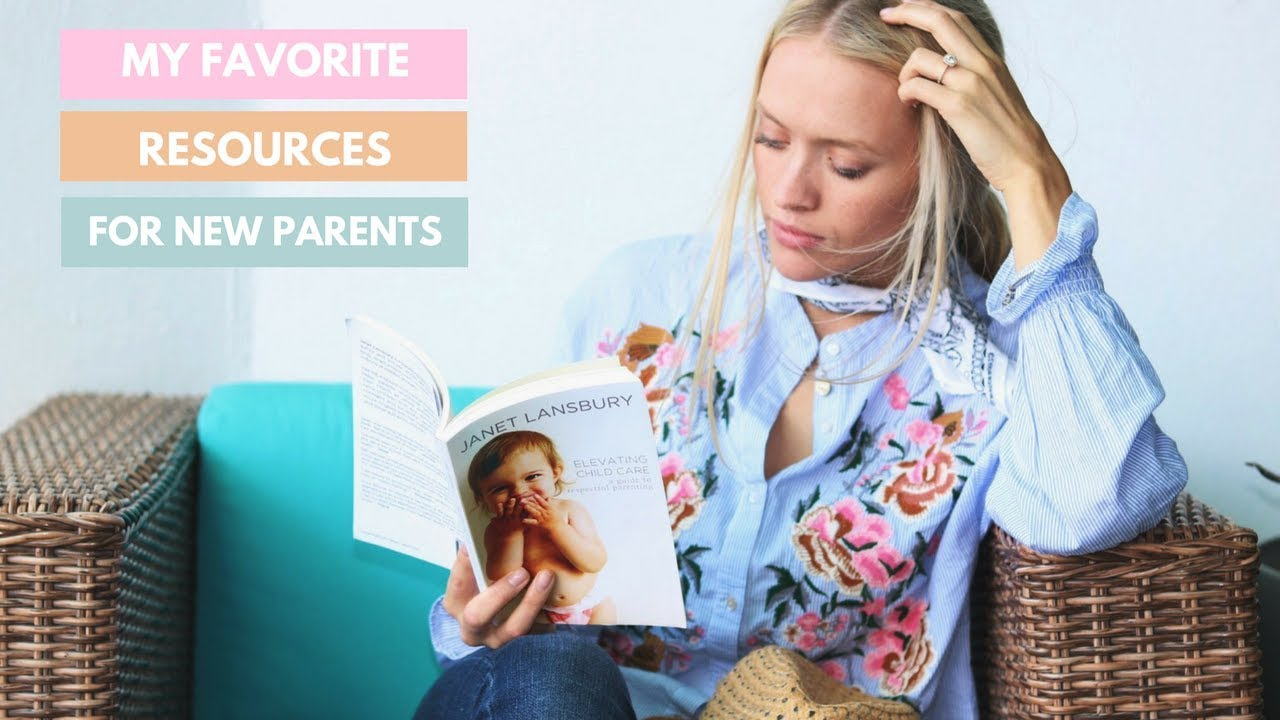 Baby Top 5 Resources For New Parents Books To Read Youtube