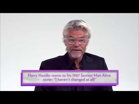 Harry Hamlin on People Now discusses being selected as People's
