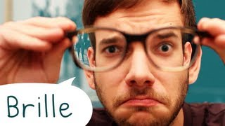 Brille oder Kontaktlinsen?