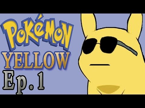 pokemon-yellow:-derpy-face---episode-1