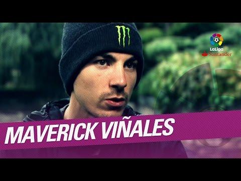 """Maverick Viñales: """"Quiero conseguir el título, y luego correr para divertirme"""""""