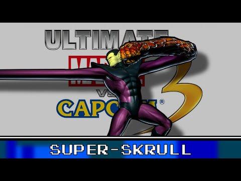 Super-Skrull's Theme 8 Bit - Ultimate Marvel vs Capcom 3