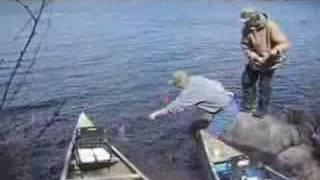 bwca spring fishing