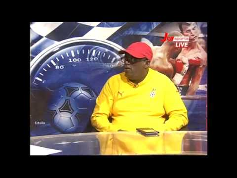 Sports Review - Joy News (7-2-15)