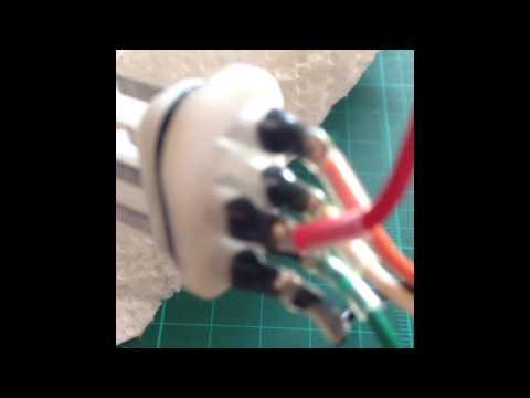 How To: Yamaha R6 homemade exup servo plug . Code 17 & 18