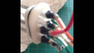 How To: Yamaha R6 homemade exup servo plug . Code 17 & 18