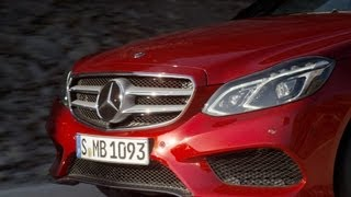 Mercedes-Benz debuts new, efficient, four-cylinder E-Class models Videos
